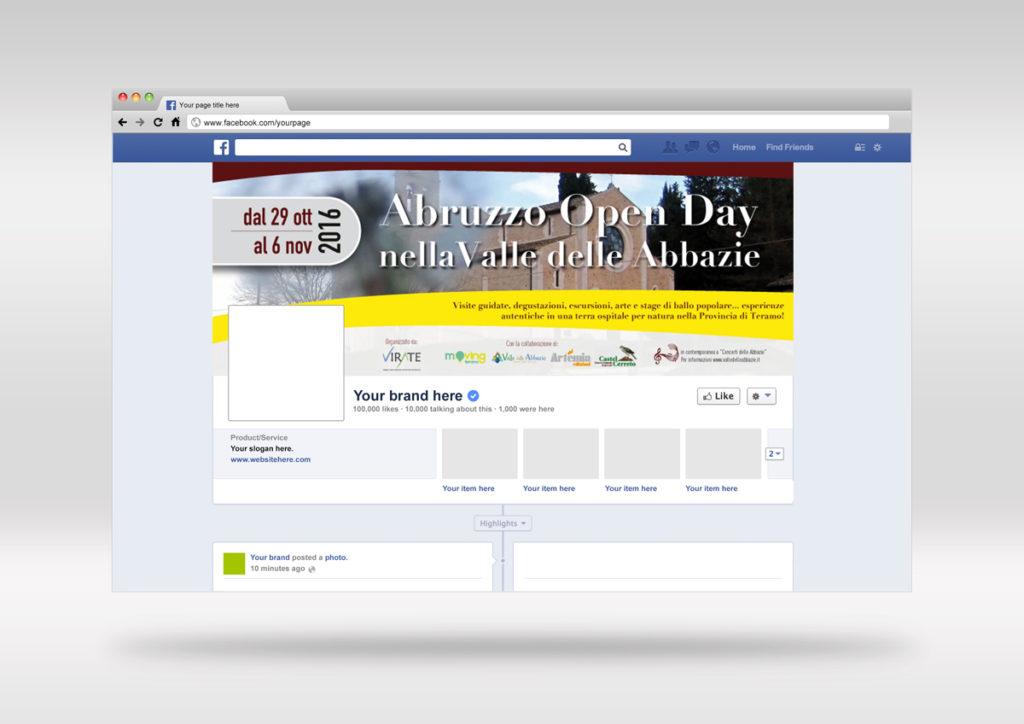 copertina facebook abruzzo open day