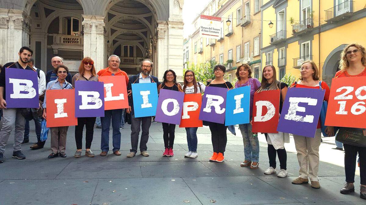 flashmob grafica bibliopride 2016